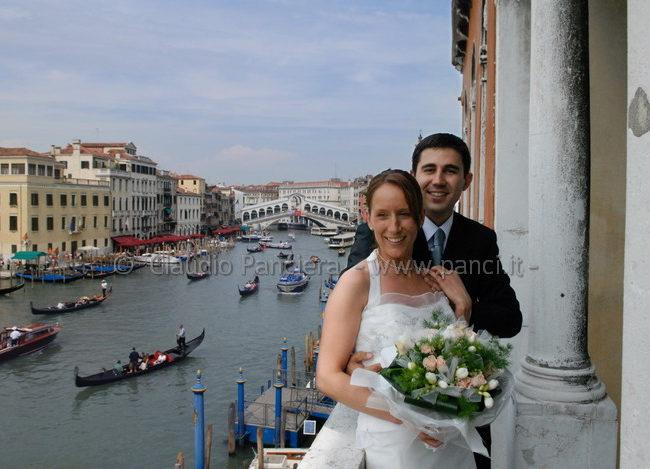 Rialto, Matrimonio a Venezia