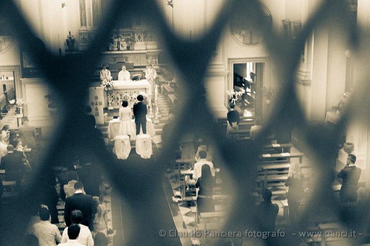 il matrimonio dall'organo