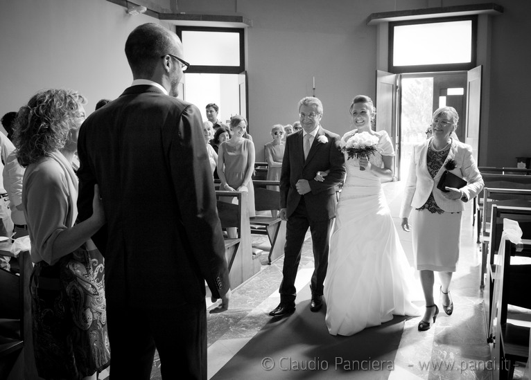 Incontro sposo sposa con genitori