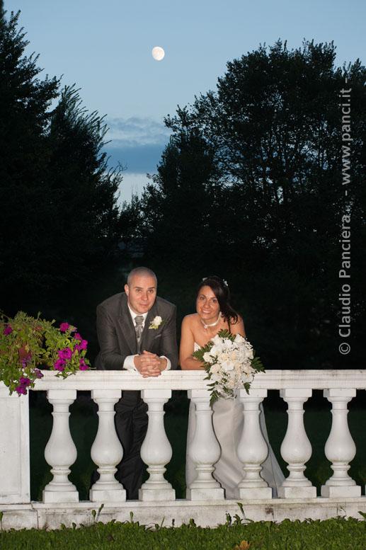 wedding in moonlight symphony