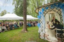 Matrimonio in Villa