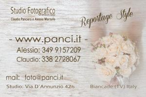 Treviso servizio fotografico