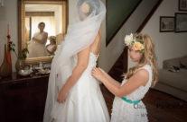 Il garbato aiuto prima del matrimonio