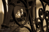 Matrimonio in coreografia trevigiana